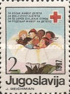 [Red Cross - Children's Welfare, Typ CI]
