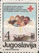 [Red Cross - Children's Welfare, Typ CI1]