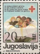 [Red Cross - Children's Welfare, Typ CI11]