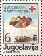 [Red Cross - Children's Welfare, Typ CI3]
