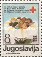 [Red Cross - Children's Welfare, Typ CI5]