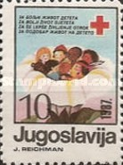 [Red Cross - Children's Welfare, Typ CI6]