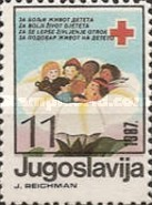 [Red Cross - Children's Welfare, Typ CI7]