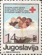 [Red Cross - Children's Welfare, Typ CI9]