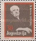 [The 95th Anniversary of the Birth of Miroslav Krieza, 1893-1981, type CP]