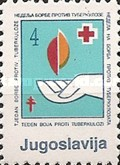 [Red Cross - Tuberculosis Week, type CQ]
