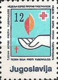 [Red Cross - Tuberculosis Week, type CQ2]