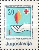 [Red Cross - Tuberculosis Week, type CQ3]