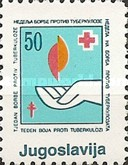 [Red Cross - Tuberculosis Week, type CQ4]