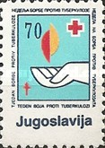 [Red Cross - Tuberculosis Week, type CQ5]