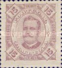 [King Carlos I - Different Perforation, Typ B12]