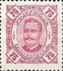 [King Carlos I - Different Perforation, Typ B14]