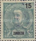 [King Carlos I of Portugal, type C3]