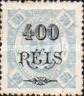 [Issues of 1893-1894 Surcharged, type D10]