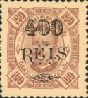 [Issues of 1893-1894 Surcharged, type D11]