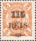 [Issues of 1893-1894 Surcharged, type D4]