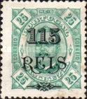 [Issues of 1893-1894 Surcharged, type D5]