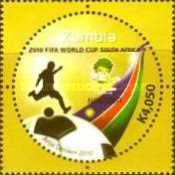 [Football World Cup - South Africa. The 3rd SAPOA Issue, Typ BGI]