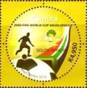[Football World Cup - South Africa. The 3rd SAPOA Issue, Typ BGJ]
