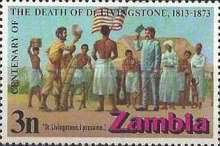 [The 100th Anniversary of the Death of David Livingstone, 1813-1873, Typ CR]
