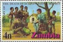 [The 100th Anniversary of the Death of David Livingstone, 1813-1873, Typ CS]