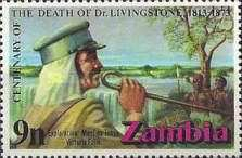 [The 100th Anniversary of the Death of David Livingstone, 1813-1873, Typ CT]