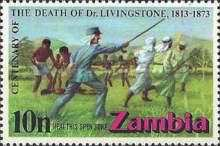 [The 100th Anniversary of the Death of David Livingstone, 1813-1873, Typ CU]