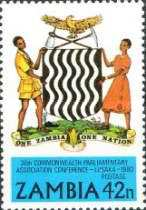 [The 26th Commenwealth Parliamentary Association Conference  - Lusaka, Typ HH2]