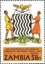 [The 26th Commenwealth Parliamentary Association Conference  - Lusaka, Typ HH3]