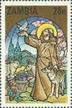 [Christmas - The 50th Anniversary of the Catholic Church, Copperbeit, Typ HI1]