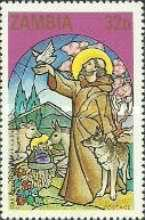 [Christmas - The 50th Anniversary of the Catholic Church, Copperbeit, Typ HI2]