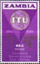 [The 100th Anniversary of the ITU, Typ R]
