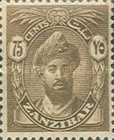 "[Sultan Chalifa bin Harub - Value in ""CENTS"", Typ AL10]"