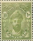 "[Sultan Chalifa bin Harub - Value in ""CENTS"", Typ AL5]"