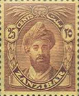 "[Sultan Chalifa bin Harub - Value in ""CENTS"", Typ AL8]"