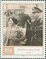 [The 80th Anniversary of the Birth of H.R.M. Queen Elizabeth The Queen Mother, type CL]