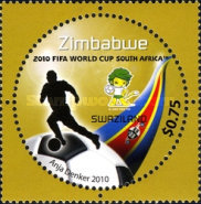 [The 3rd SAPOA Joint Issue - Football World Cup - South Africa, type AAH]
