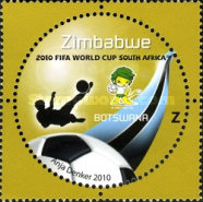 [The 3rd SAPOA Joint Issue - Football World Cup - South Africa, type AAI]