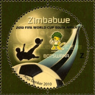 [The 3rd SAPOA Joint Issue - Football World Cup - South Africa, type AAR]
