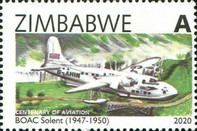 [One Hundred Years of Aviation in Zambabwe, type AGD]