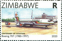 [One Hundred Years of Aviation in Zambabwe, type AGF]
