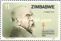 [The 100th Anniversary of Dr. Robert Koch's Discovery of Tubercle Bacillus, type AN]