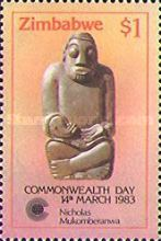[Commonwealth Day - Sculptures, type AT]