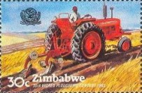 [World Ploughing Contest, type AW]
