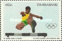 [Olympic Games - Los Angeles, USA, type BK]