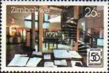 [The 50th Anniversary of the National Archive, type CZ]