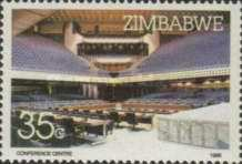 [Harare International Conference Center, type DF]
