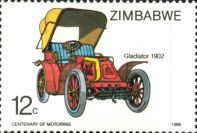 [The 100th Anniversary of Motoring, type DR]