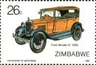 [The 100th Anniversary of Motoring, type DT]