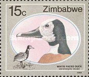 [Wild Ducks and Geese of Zimbabwe, type FE]